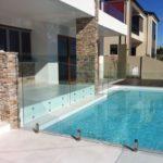 glass pool fencing balustrade