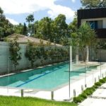 glass pool fencing balustrade
